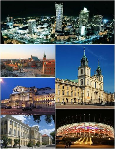 Warsaw montage