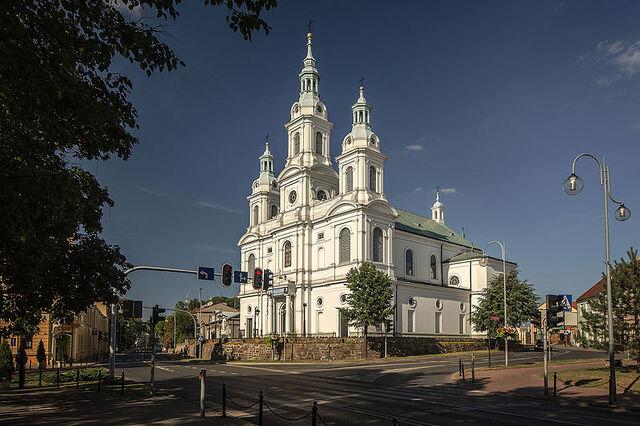 File:SM Radomsko Kościół św Lamberta (1) ID 614012.jpg