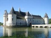 Chateau du Plessis-Bourre Vue SE no 02 2004-05-23