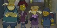 The Grargon Gang