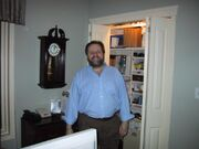 DAD,Dad in his office 338HeritageDr-20010216-GALLERY-1-
