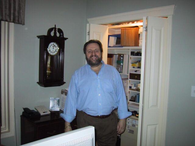File:DAD,Dad in his office 338HeritageDr-20010216-GALLERY-1-.jpg
