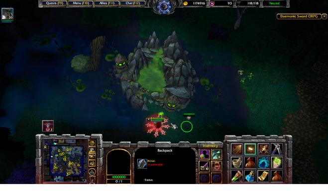 Green Dragon Incubating Area