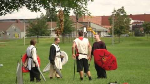 Introducing the Teutonic Knights..