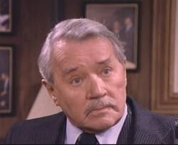 Howard Duff as Senator O'Dell