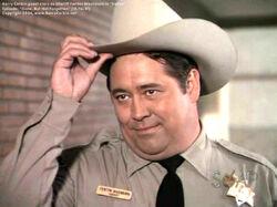 Sheriff Washburn Dallas
