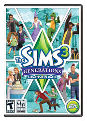 Official Generations Cover