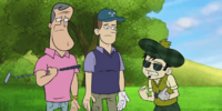 Golf (episode)