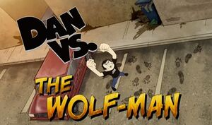The Wolf-Man Title