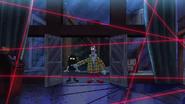 Lasers - dan vs the bank