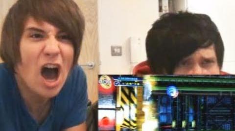 Dan and Phil play Sonic 4