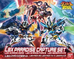 LBX Paradise Capture Set