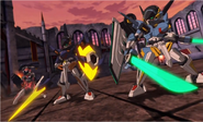 Minerva Kai, Ikaros Zero, Ikaros Force