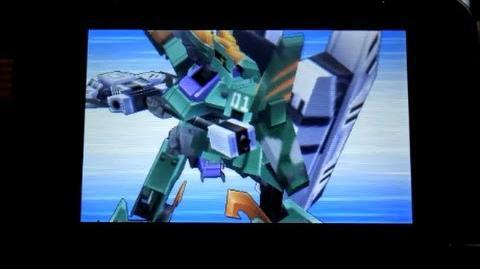 ダンボール戦機ウォーズ オーキャノンFBM(フルバーストモード) 【レイドファングⅡver】