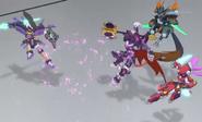 Odin,Zenon,Fenrir,Pandora