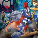 Danball Senki OP Single Great Future War