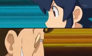 Hiro vs M.Gojou