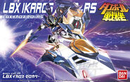 Riding Saucer Ikaros Zero