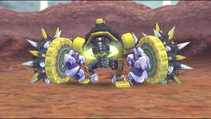 Killer droid-minotaurus
