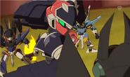 Minerva Kai, Ikaros Zero, Ikaros Force VS Vector