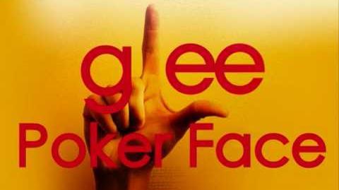 The Cast of Glee - Poker Face (Full Version)