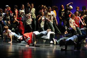 Hiphopdance