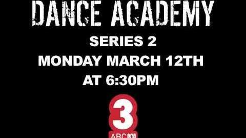 ABC3 Dance Academy Series 2 Premiere Announcement