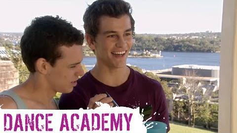 Dance Academy Season 2 Episode 7 - A Choreographed Life