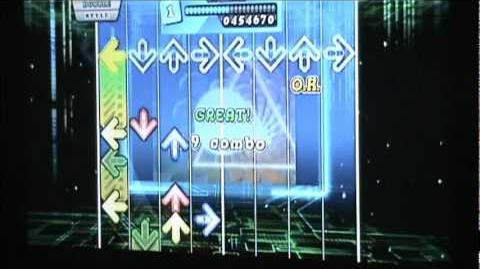 New Decade Challenge Double 1st Attempt Cleared - DDR II (Wii, US)