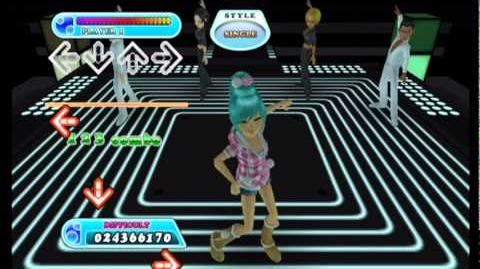 Dance Dance Revolution Hottest Party 3 - Gotta Dance (Difficult Free Play Mode)