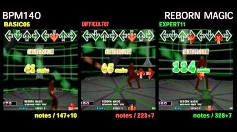 DDR X3 REBORN MAGIC - DOUBLE-0