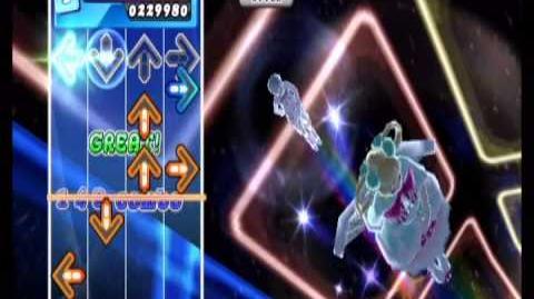 DDR II - London Evolved (Version B) (Challenge Single Dance Mode)