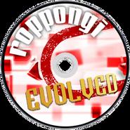Roppongi EVOLVED CD