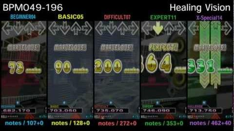 DDR 5th Healing Vision - SINGLE