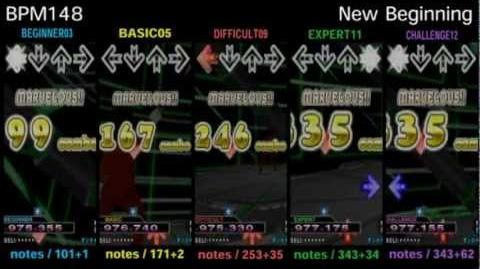 DDR X3 New Beginning - SINGLE