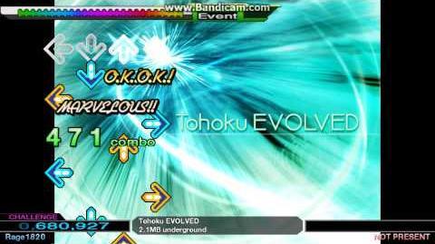 Tohoku EVOLVED SINGLE CHALLENGE