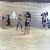 ALDC LA with pyramid - Grand Opening 30May2015