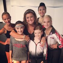 Abby with Select Ensemble 2014-06-01