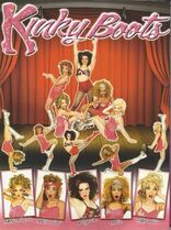 Kinky boots yearbook