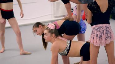 Dance Mums 206 group rehearsal 1