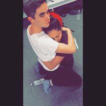 Katherine and Nick 2015-01-22