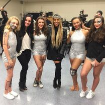 717 ALDC Group costume