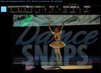Maddie USO Show 2011-07-11 Las Vegas