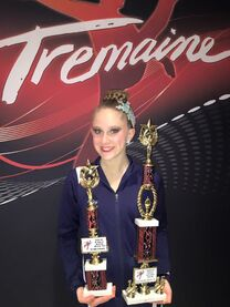 Tremaine NYC - Overall Teen Solo - 1st Place Teen Lyrical Solo - Haley H - Thousand Years - John Culbertson Loree Cloud