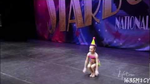 Party Starts Right Now-Mackenzie's Solo-Dance Moms-Season 2 Episode 5