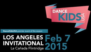 DanceKidsUSA Los Angeles 7Feb2015