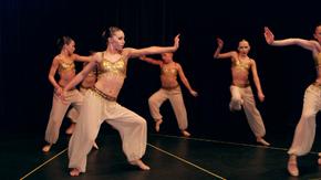 Dance Mums 202 Bollywood group 2