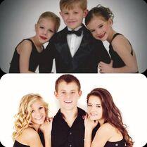 Hyland siblings