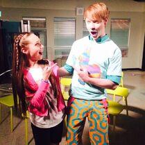 Maddie Austin & Ally 3