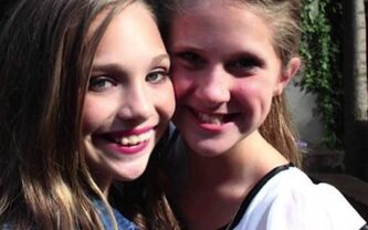 Maddie and Haley